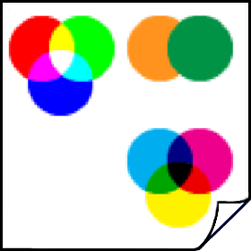 Gebruik RGB, CMYK en PMS in de illustrator cursus