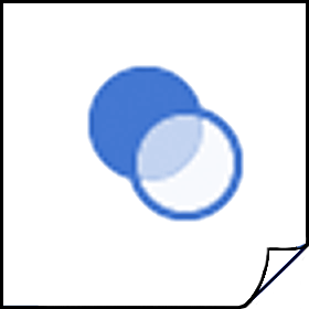 Gebruik transparantie in de cursus Adobe Illustrator